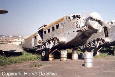 avion junker 52